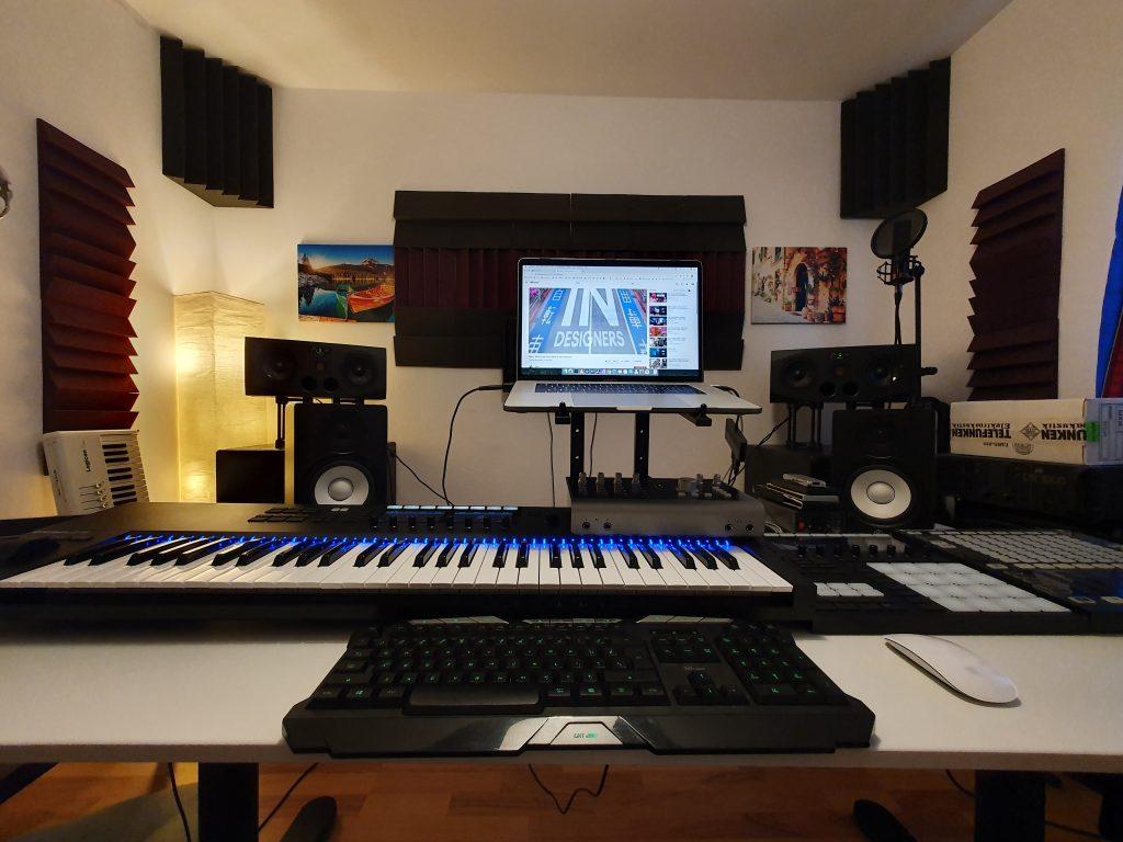 studio inregistrari